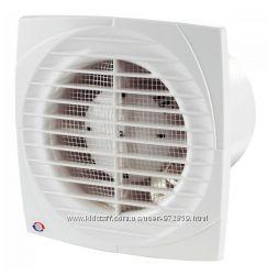 Бытовой вентилятор Вентс серии Д 100 ДЛ, 100 Д, 125 Д, 125 Д Л, 150 Д