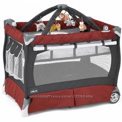 Кроватка-манеж Lullaby LX