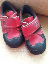 Кожаные туфли на липучках КАVAT Швеция