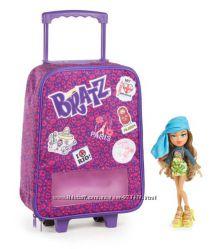 Кукла Bratz Обучение за рубежом с чемоданом  Bratz Study Abroad Case