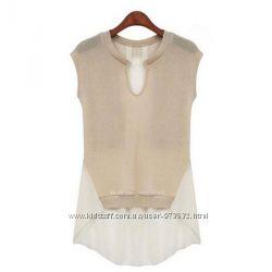 нежная, модная блузка