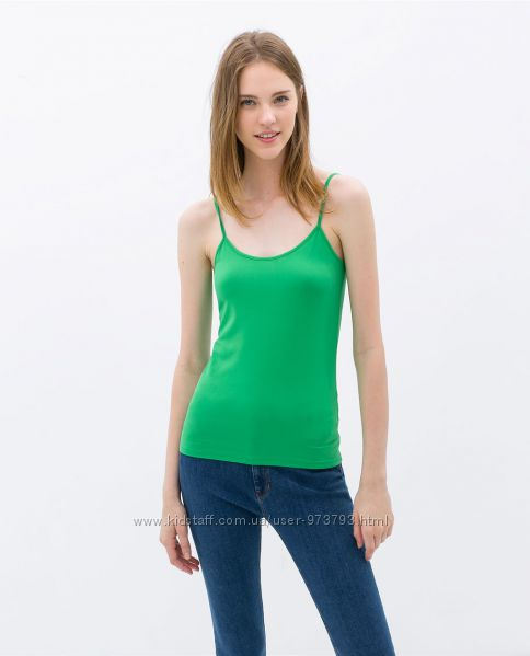 Майки женские Zara разные цвета