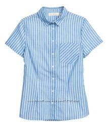 Рубашки женские H&M разные цвета