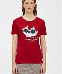 Футболки женские Pull&Bear Испания два вида