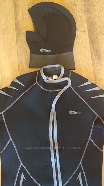 Гидрокостюм XXL 56 р. костюм для дайвинга