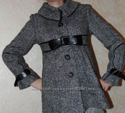 стильне пальто,  як нове