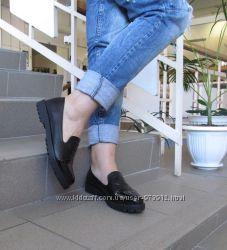Эффектные женские  туфли