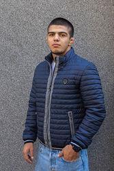 Мужская демисезонная короткая куртка