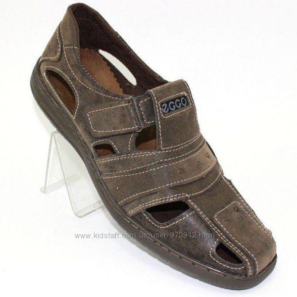 Летние мужские повседневные туфли