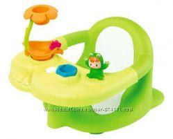 Стульчик для ванны купания Smoby Cotoons Жабка с игровой панелью 110606