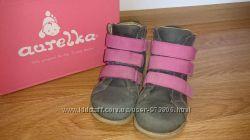 Ботинки ортопедические детские aurelka