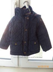 Куртка стеганая Rebel на мальчика 1, 5-2 года