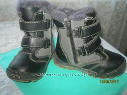 зимние ботинки Tom. m р-р 27, по стельке 16, 5см. ,бу
