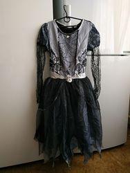 карнавальное, праздничное, новогоднее платье на 11-12 лет