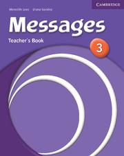 Messages 3. Teachers Book