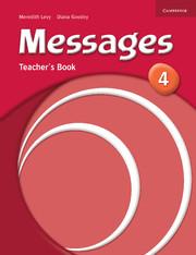 Messages 4. Teachers Book