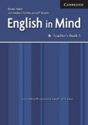 English in Mind 5.  Teachers Book.  First edition.