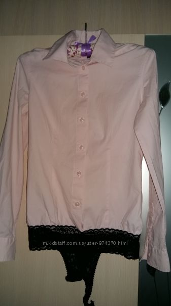Рубашка-боди Victoria&acutes Secret