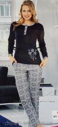 Зимние женские пижамы M, L