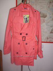 плащики новые розовый и синие разных размеров 36-38 40 , 44 Германи