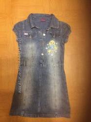 Джинсовое платье brats