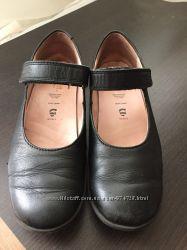 Черные туфли super fit