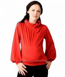 Блузка для беременных р. 48