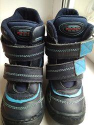 Ботинки Minimen на флисе