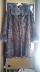 Шуба норковая 44-46 размер
