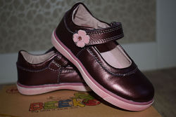 Туфли на девочку фирмы Beeko из Америки