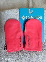 Флисовые варежки Columbia Новые Оригинал