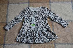 Платье фирмы Jumping beans девочку 1-2 лет