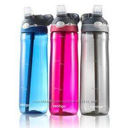 Бутылка для воды Contigo Ashland Разные цвета. Орининал