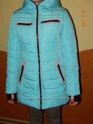 акция зимняя куртка размер 44 или S