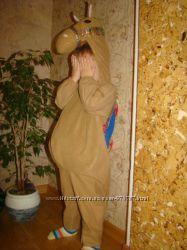 Очень классный карнавальный костюм верблюда Ladybird на 3-5 лет