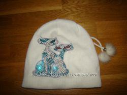 Очень красивая шапка