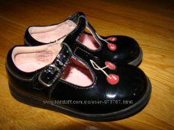 Лаковые туфельки Start-rite Англия р. 6, 5 F 23-24 15. 3 см по стельке