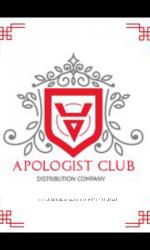 Apologist club ищет торгового представителя Львов