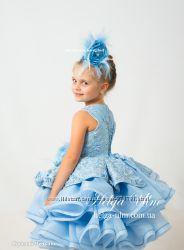 Сукня з аксесуарами для дівчинки Адель