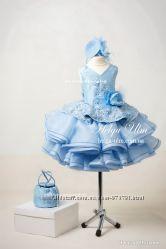 Нарядна сукня з аксесуарами для дівчинки Адель