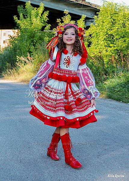 Національний костюм МарциПані літо для дівчинки