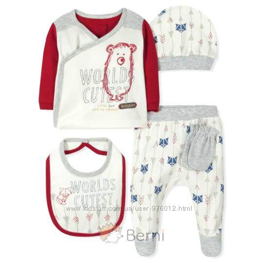 Caramell наборы для новорожденного