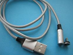 Магнитный кабель Micro USB Twitch 360
