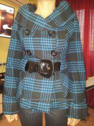 Стильное, женское, пальто в отличном состоянии