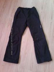 спортивные штаны, с подкладкой