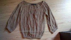 Стильная блузка zara