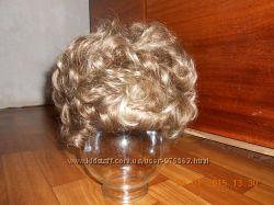 Продам парик из натуральных волос.
