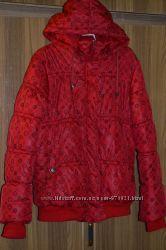 Куртка теплая зима, холодная осень