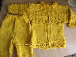 костюм на дівчинку 0-3 місяці, 3-6 місяці
