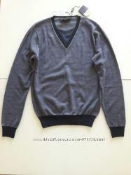 Джемпер пуловер Zingal Riche Италия шерсть й Новая коллекция